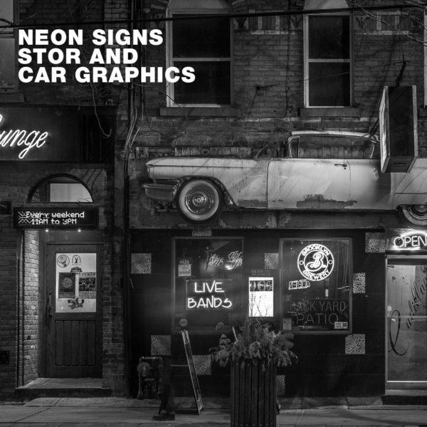 Neon signs | Branding